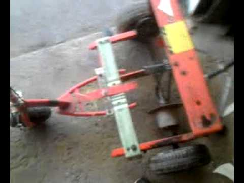 homemade trike part 1