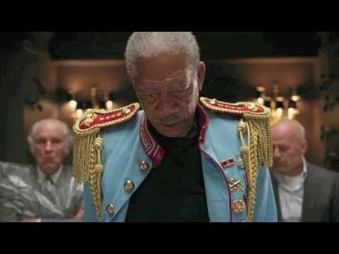 RED The Movie   Bruce Willis, Morgan Freeman, John Malkovich