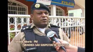 Onda de assaltos preocupa comerciantes em El�i Mendes