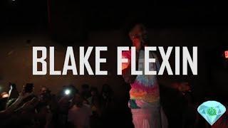 BLAKE - Flexin - Live in Dallas (shot by @poweredondiamonds)
