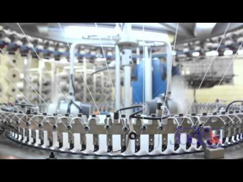 Maquina de Corte Automática e Tear Circular (Jods Confecções)
