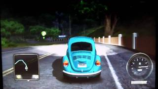 (VW) Volkswagen Beetle - Test Drive Unlimited 2