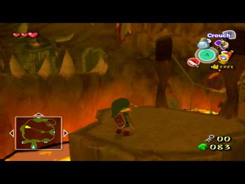 Legend of Zelda Wind Waker Gameplay - GameCube HD (Dolphin Emulator)