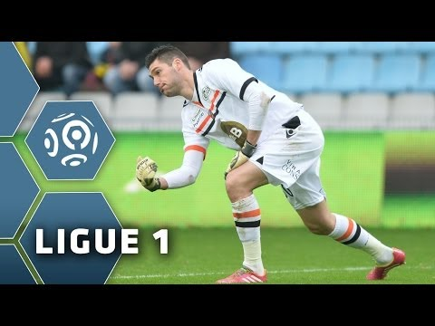 FC Nantes - FC Lorient (1-0) - 12/01/14 - (FCN-FCL) -Highlights