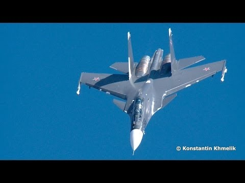 Thrust Vectoring Owns the Sky