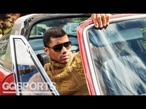 Seahawks Quarterback Russell Wilson on Steve Young, Seattle, and the NFL Draft—GQ Magazine