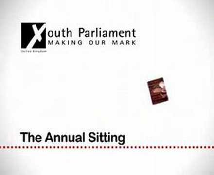 What is the UK Youth Parliament?