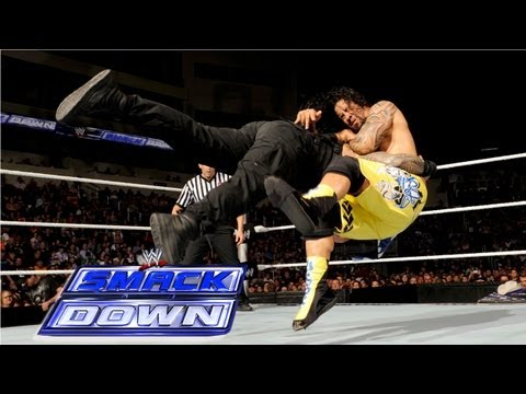 The Usos vs. Seth Rollins & Roman Reigns: SmackDown, May 17, 2013