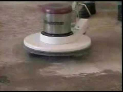 Paint coating removal tool for concrete floors quotscrape for How to remove cutback adhesive from concrete floor