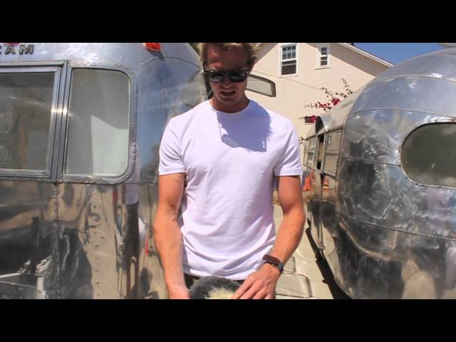 "Airstream Planet - Polishing (Part 2) ""Tools"" - Episode ???"