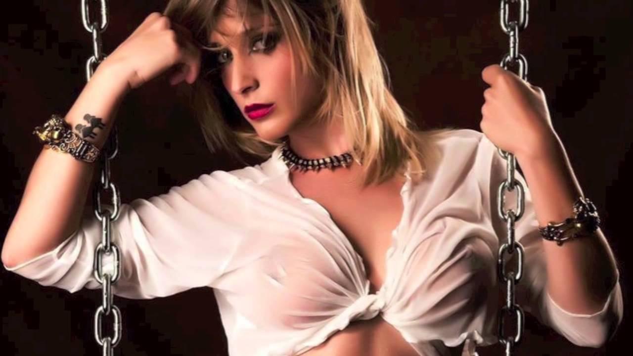 Bionda di youtube in sexy lingerie - 3 part 4