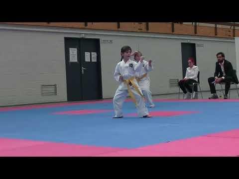 ITF Taekwondo - Lara Tul
