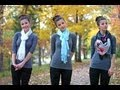 Style Sketchbook : Fall/Winter Scarf Tying In 9 Ways