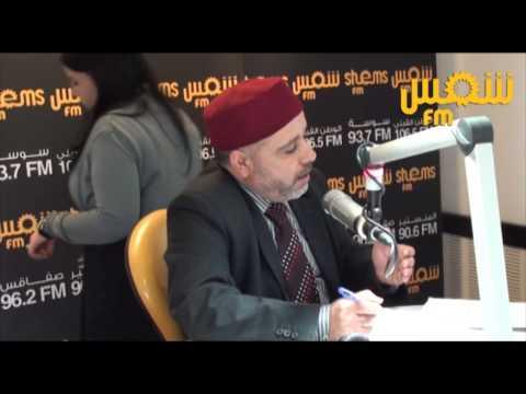 image vidéo  ردة فعــل وزير الشؤون الدينية خبر إلقاء القبض