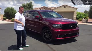 Dodge Durango video blog: would this giant US SUV work in the UK?. Auto Express.
