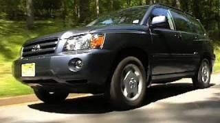 Roadfly.com - 2007 Toyota Highlander Car Review videos
