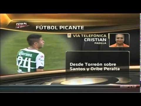 FutbolPicante, Oribe Peralta, al América, 13Mayo2014