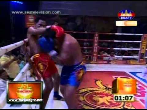 Vorn Viva vs YuthakunKrai  Sea TV [24-4-2014]