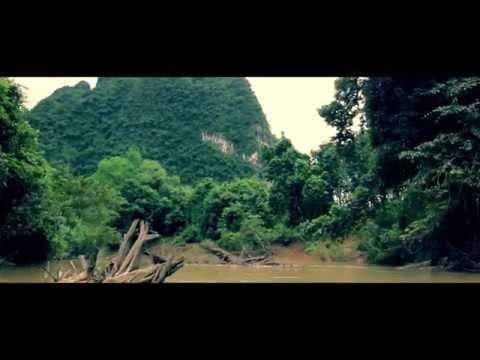 Thailand bamboo rafting @ Khao Sok National Park 2013 Trailer