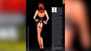 Anna Chapman per Maxim view on youtube.com tube online.