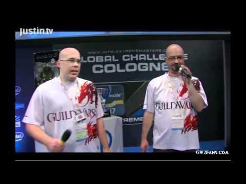 Запись стримов с GamesCom 2011 с PvP