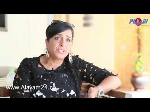 الفنانة زهرة تطلق النار على إدارة مهرجان