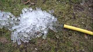 Ice Cylinder Maker