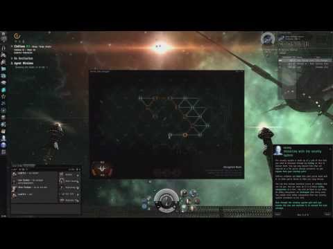 Noob In Space [EVE Online] - Episode 8 Hacking!