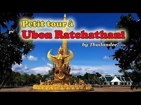 visiter ubon ratchathani