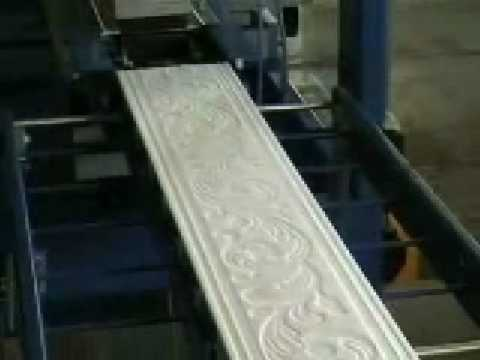 Maszyna do tworzenia sztukaterii styropianowej