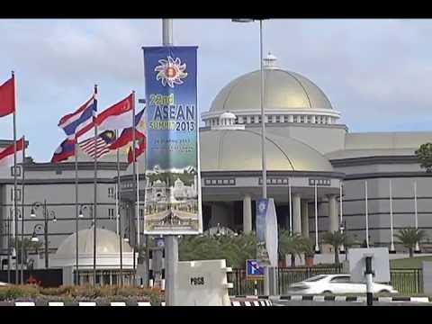 Advancer#1 2013 ASEAN Summit - Brunei Darussalam