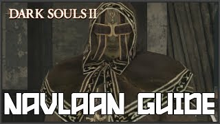 Dark Souls 2: Navlaan Assassinations Guide WITHOUT Killing