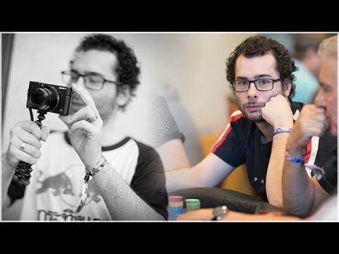 MON TOURNOI DE POKER A 100 000€ ! SISMIX MARRAKECH