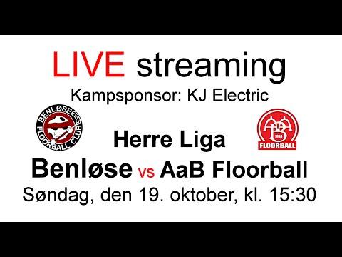 Benløse Floorball Club vs AaB Floorball
