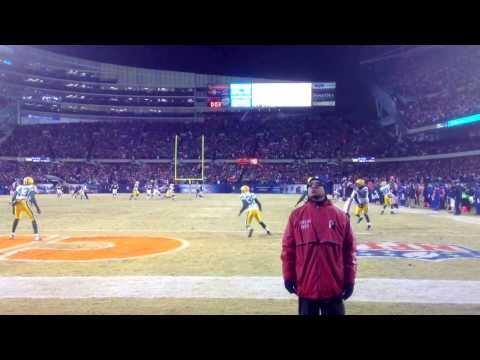 Hình ảnh trong video Chicago Bears vs Green Bay Packers NFC North