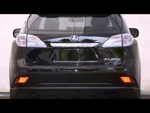 Preowned 2012 Lexus RX 450h Tampa FL