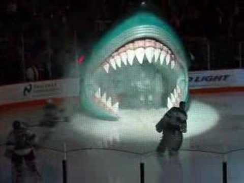 San Jose Sharks Entrance