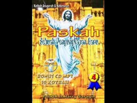 Jumat Agung - Paskah: Tuhan Yesus menderita & mati disalib.