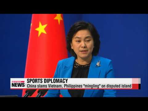 China slams sports diplomacy between Vietnam, Philippines