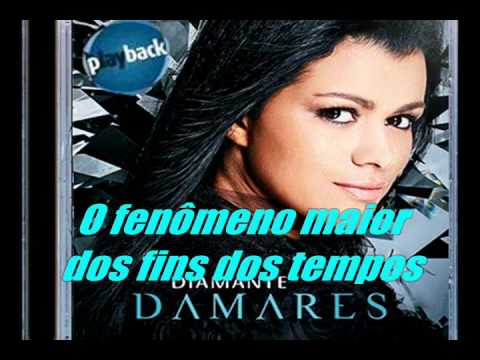 Damares Fim do Mundo Play Back (Com Letra)