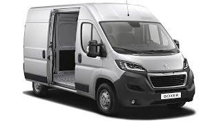 2014 Peugeot Boxer Van