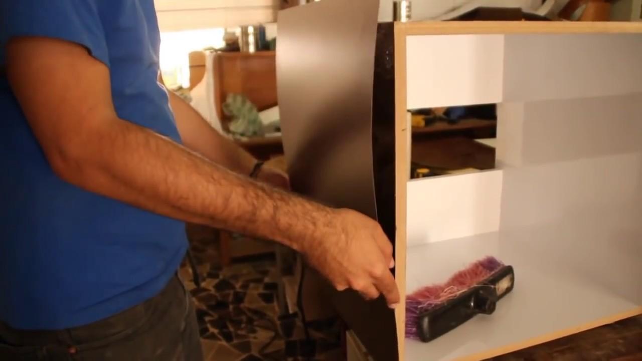 Botiquin Para Baño Melamina:Cómo hacer un mueble para baño modermo – YouTube