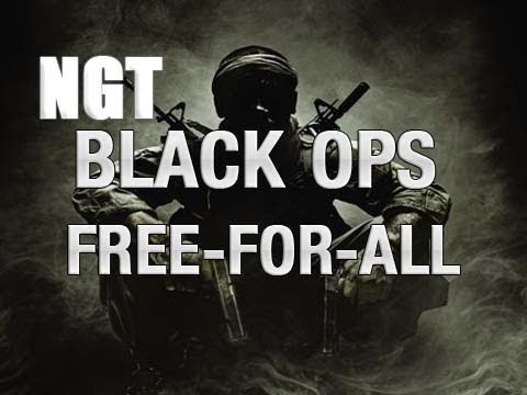 Black Ops, Ghost Town, Where Da Noobs At?