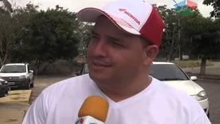 Policia Militar Rodoviaria de Nanuque realiza blitz educativa na semana nacional do transito.