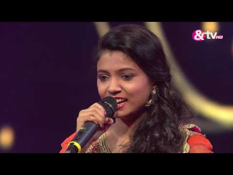 Krutika and Rasika - Performance - Battle Round Episode 11 - January 14, 2017 - The Voice India Season2