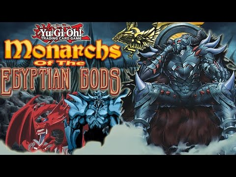Yugioh Monarchs of the Egyptian Gods
