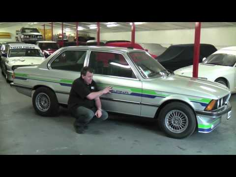 Alpina on Bmw E21 323i Alpina C1   328i   E28 528i