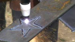 Using The Luxor Industrail Equipment Plasma Cutter Cut-40D