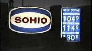 Sohio Standard Oil Weather Commercial (1960s Through 1990s