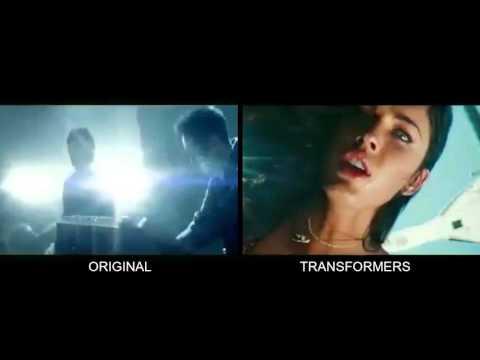 Linkin Park - New Divide [ Transformers ] Comparison